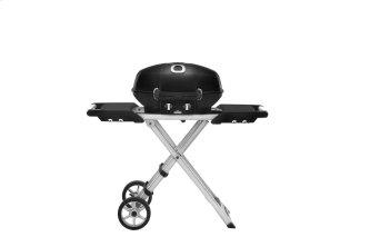 Napoleon TravelQ(TM) PRO285 Professional Portable Gas Grill with Scissor Cart.