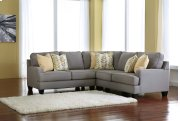 Chamberly - Alloy 3 Piece Sectional Product Image