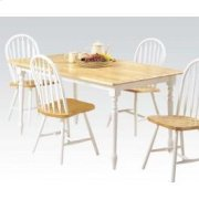 """N/w 36""""x60"""" Solid Top Table Product Image"""