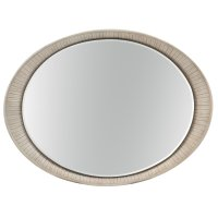 Bedroom Elixir Oval Accent Mirror Product Image