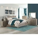 Johnathan Bedroom Industrial Nightstand Product Image