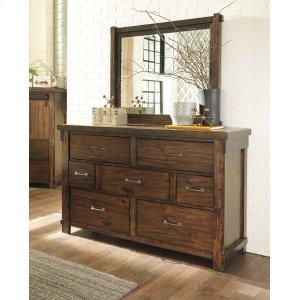 Ashley Furniture Lakeleigh - Brown 2 Piece Bedroom Set
