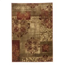 Medium Rug Hartwell - Burgundy Collection Ashley at Aztec Distribution Center Houston Texas