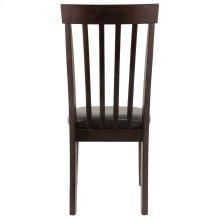 Hammis - Dark Brown Set Of 2 Dining Room Chairs