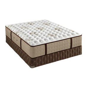 Stearns & Foster Estate Collection - Oak Terrace Ii - Luxury Cushion Firm - Twin Xl - Mattress Only