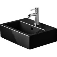 Handrinse Basin Ground, Black