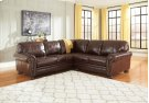 Banner - Coffee RAF Loveseat, LAF Sofa Product Image