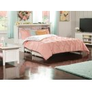 Madison Murphy Bed Chest Queen White with Charging Station Product Image
