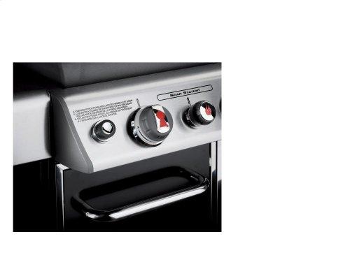 GENESIS® E-330™ LP GAS GRILL - BLACK