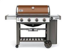 Genesis II E-410 Gas Grill Copper LP