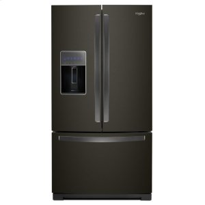 Whirlpool36-inch Wide French Door Refrigerator - 27 cu. ft.