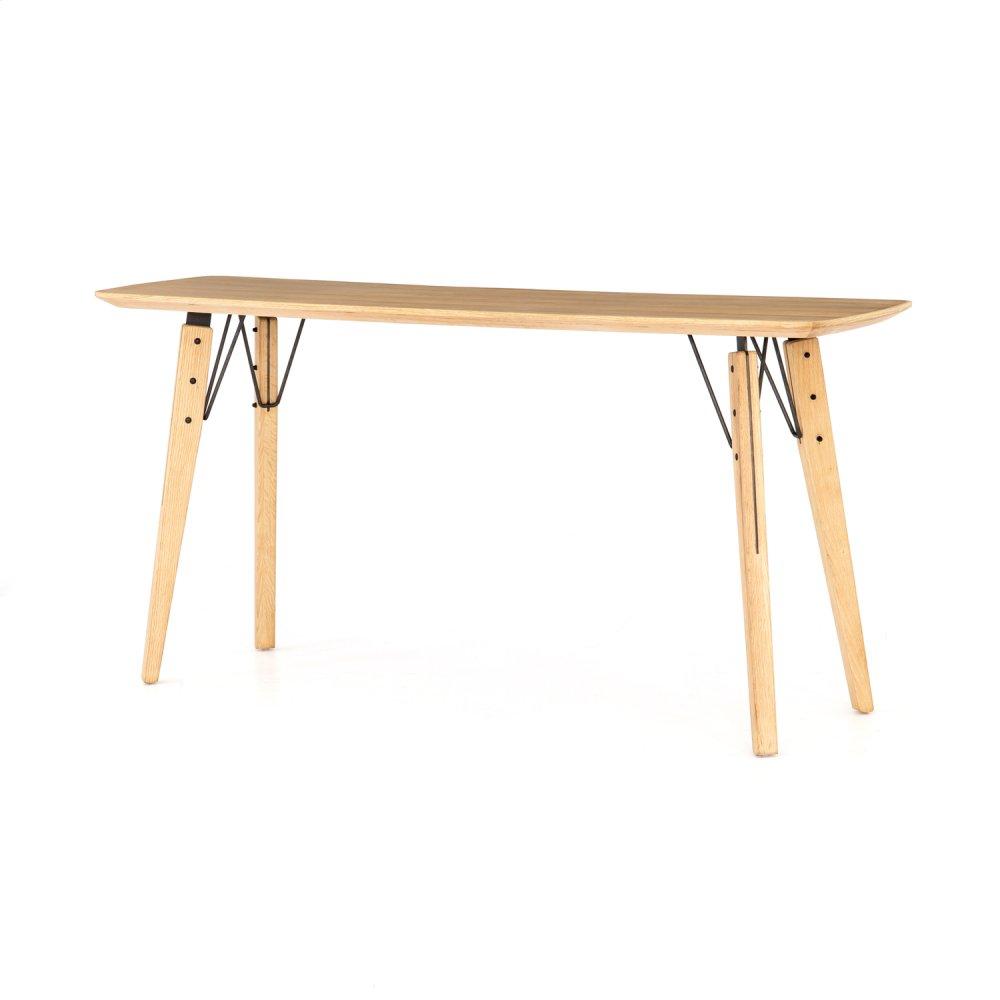 Thoreau Console Table-natural Oak