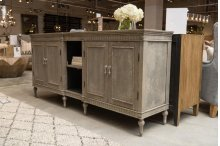 Piper 4Dr Sideboard