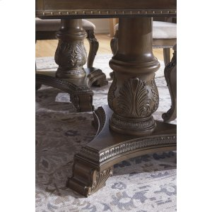 Ashley Furniture Rect Drm Extension Table Base