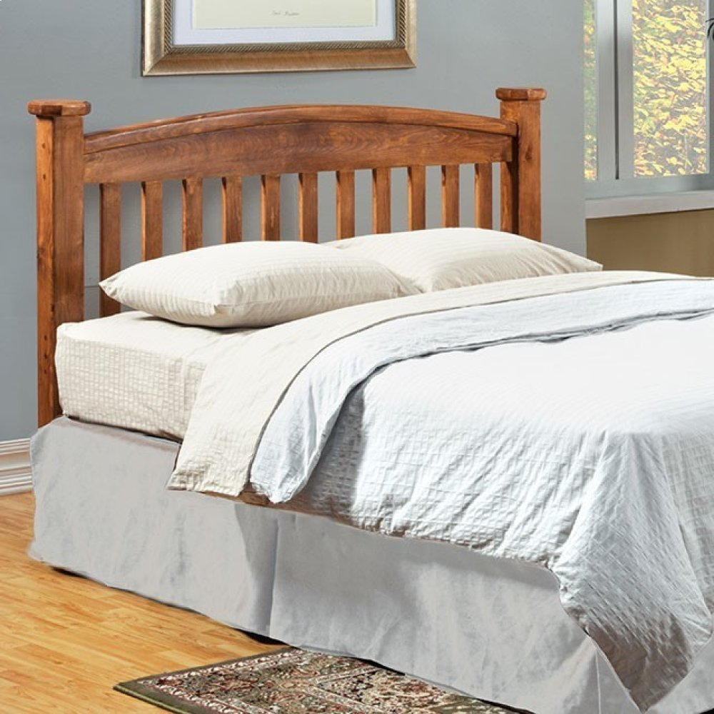 Full-Size Buffalo Headboard