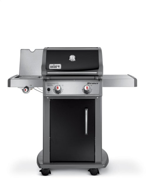 SPIRIT® E-220™ LP GAS GRILL - BLACK