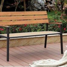 Isha Patio Bench