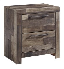B200 Two Drawer Nightstand