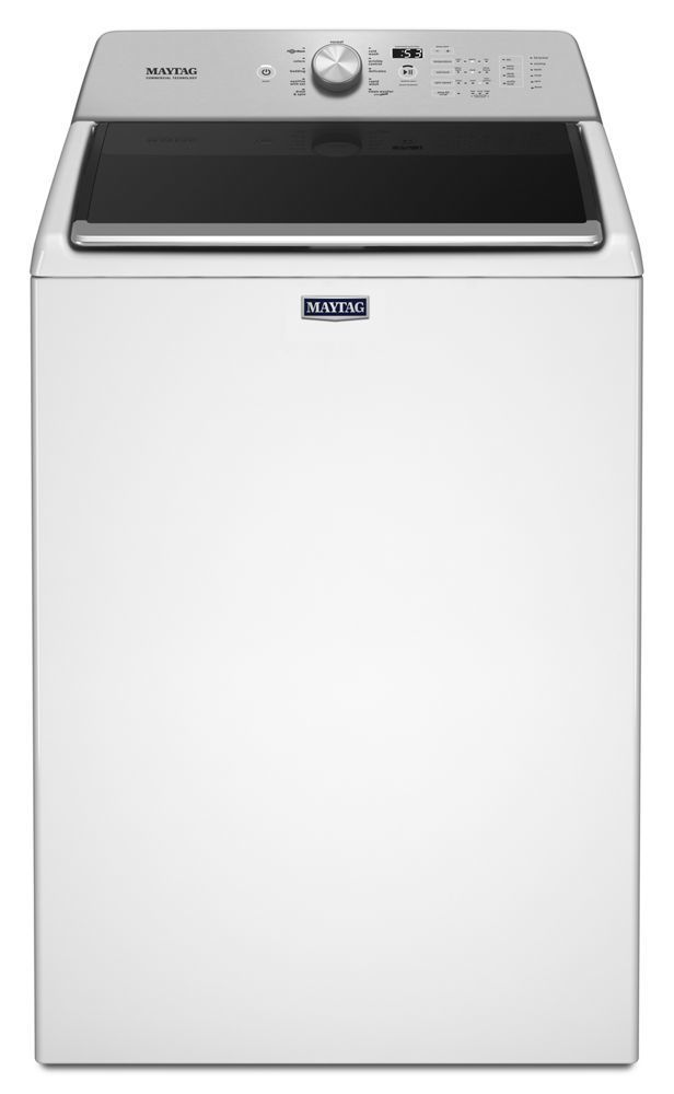 MaytagTop Load Washer With The Deep Fill Option And Powerwash® Cycle - 4.7 Cu. Ft.
