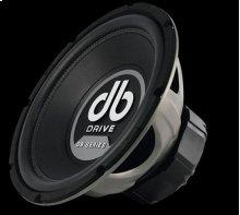 """10"""" single 4 ohm voice coil subwoofer"""