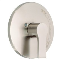 Brushed Nickel South Shore Valve-Only Trim Kit
