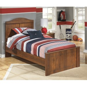 AshleySIGNATURE DESIGN BY ASHLEYBarchan - Medium Brown 3 Piece Bed Set (Twin)