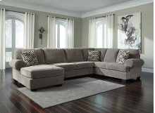 Jinllingsly - Gray 3 Piece Sectional