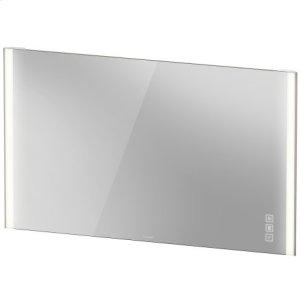 Mirror With Lighting, Champagne Matt Product Image