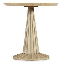 Living Room Novella Pompnio Round Accent Table
