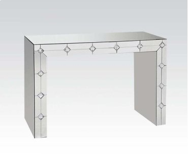 Hessa Console Table & Mirror