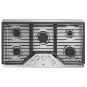 "36"" Built-In Gas Cooktop with Optional Extra-Large Cast Iron Griddle"