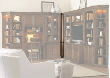 Home Office Cherry Creek Corner Wall Mount