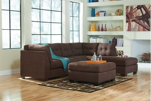 2-Piece Sectional with RAF Chaise