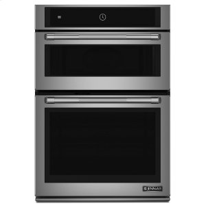 "Jenn-AirPro-Style® 30"" Microwave/Wall Oven with MultiMode® Convection System Pro Style Stainless"