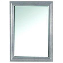 Transitional Landscape Mirror - Estonian Grey