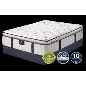 SertaPerfect Sleeper - Pro Energy - Super Pillow Top Elite - Queen