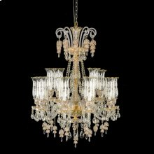 Garnier 15 Light Chandelier