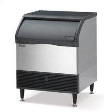 300 lb Prodigy Undercounter Cube Ice Machine with 110 lb Storage