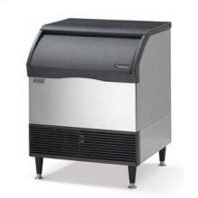 300 lb Prodigy Undercounter Cube Ice Machine with 110 lb Storage