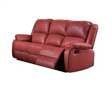 RED ROCKER RECLINER