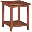 GAC McKenzie Side Table Product Image