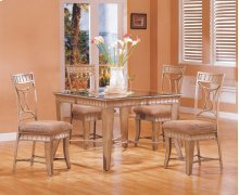 Genoa Table (Table Only - Chairs Not Available)