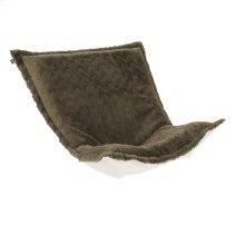 Puff Chair Cushion Angora Moss