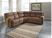 Valto - Saddle 5 Piece Sectional