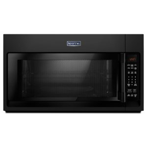 Over-The-Range Microwave With Interior Cooking Rack - 2.0 Cu. Ft. Black -