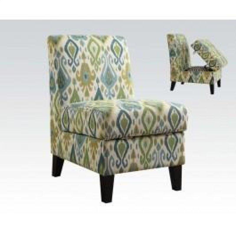 Accent Chair W/storage