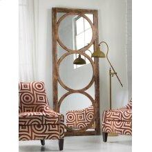 Accents Melange Encircle Floor Mirror