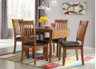 Joveen - Light Brown 5 Piece Dining Room Set Product Image