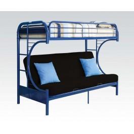 "Navy Blu T/f/futon ""c"" Bunkbed"