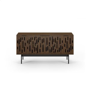Bdi Furniture7376 Credenza TV Console in Toasted Walnut